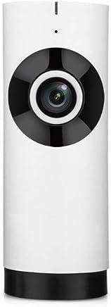Gybai Webcam A Due Vie Rete Fotocamera Baby Monitor Audio Fish-Eye 720P HD Telecamere di Sorveglianza Telecamera di Rete Wireless Wi-Fi A Circuito Chiuso (Edizione : AU Plug) - Trova i prezzi più bassi