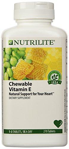 Nutrilite® Lecithin-E Chewables 270 Tablets