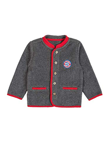 FC Bayern München Fleecejacke Baby Tracht, 74/80