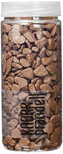 Knorr Prandell 218236215 - Pietre decorative, 9-13 mm, 500 ml, colore: Cioccolato