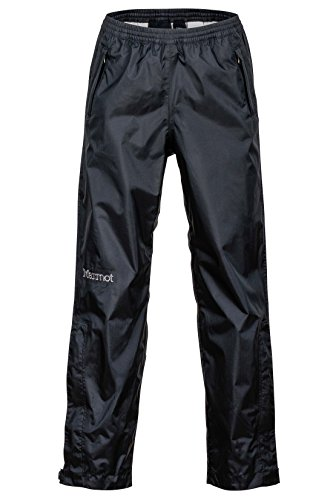 Marmot 51870-001-4 Pantalon PreCip Enfant Black FR: M (Taille Fabricant: M)