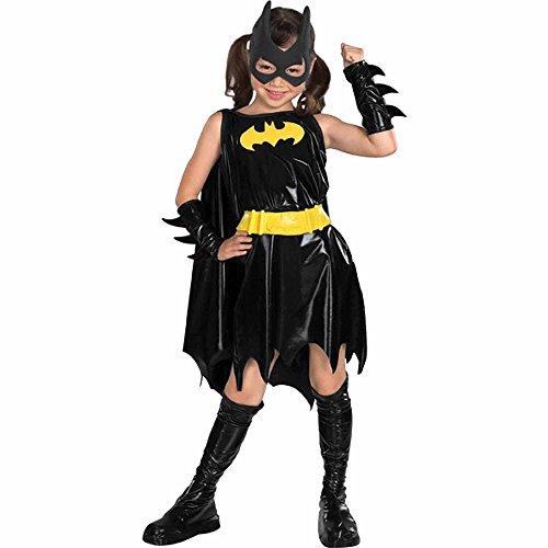 Disfraz de Batgirl niña - 3-4 años