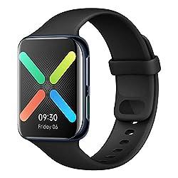Oppo Smart Watch 46MM WiFi (Black),OPPO Mobiles India Pvt. Ltd.,OPPO Watch 46MM(Wifi)_Black,oppo smartwatch,smartwatch,smartwatch for men,smartwatches,smartwatches for men