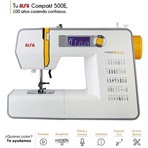 Alfa Compakt 500E Plus...