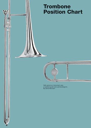 Chester Trombone Position Chart: Lehrmaterial für Posaune