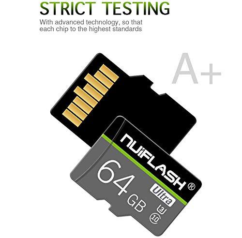 YUHUANG High-Speed Flash Memory Card, 8GB 16 GB 32 GB Micro GB kaart 64 GB 128 GB Class10 Micro SD-kaart voor Camera Flash Card, 256 GB