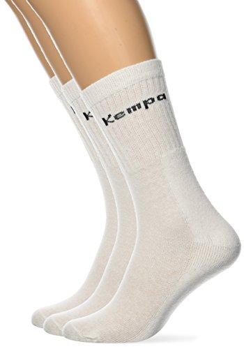 Kempa Basic Socks (3paar), Weiß, 41-45
