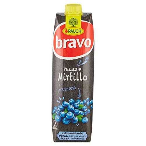 Rauch Bravo Succo Al Mirtillo - 1 Litro