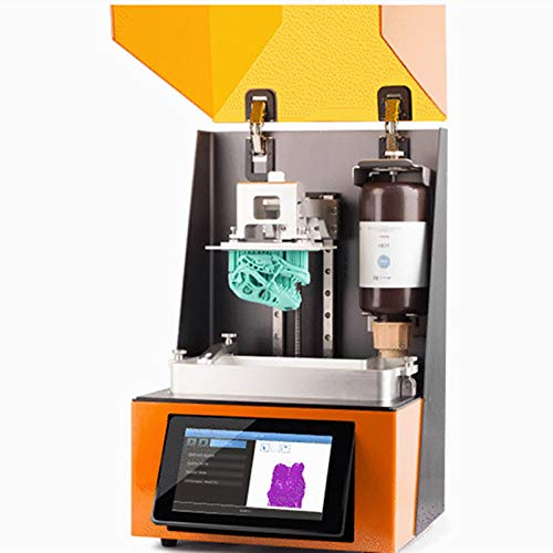 Impresora 3D, SLA-LCD Resina Dental Clínica Dental Impresora 3D L120 Pro Denting Impresión 3D Impresión Transparente Alineador/Soporte/retenedor, Tamaño de impresión 120x68x150mm
