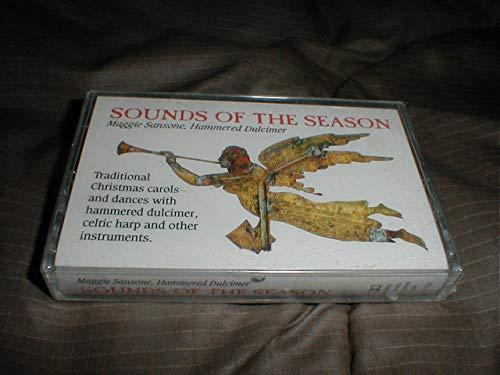 Sounds of the Season, Vol. 1 Traditional Christmas Carols - Hammered Dulcimer & Celtic Harp