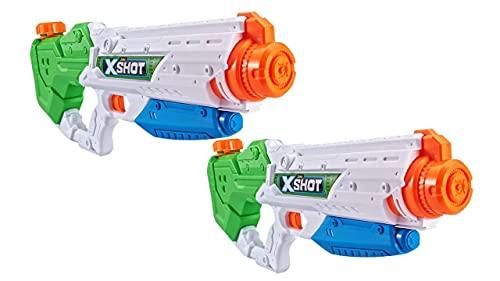 X-Shot Hydro Hurricane 2 Pack