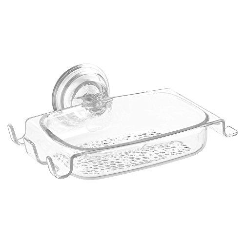 Price comparison product image iDesign Rain PowerLock Suction Soap Dish