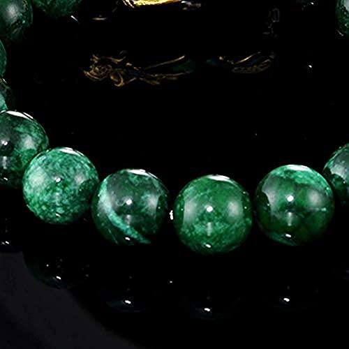 Cuentas de Pulseras, Pulsera de La Riqueza Pulsera de Zafiro Cambio de Color Pulsera Pixiu Pulsera de áGata Verde Amuletos de la Suerte Amuleto de Jade Atraer Dinero Suerte