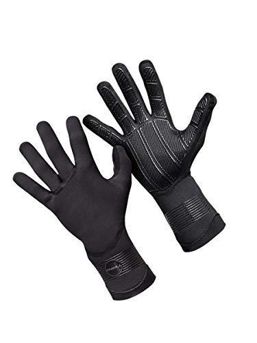 O'NEILL Psycho 1.5MM Double Lined Neoprene Wetsuit Gloves Black