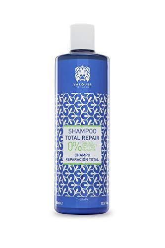 Válquer Premium Total Repair Shampooing sans sel, sulfates et silicones - 400 ml