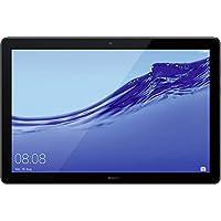 Huawei Mediapad T5 WiFi - Tablet (Pantalla de 25,6 cm (10,1 Pulgadas), Full HD, Memoria Interna de 32 GB (Ampliable), 3 GB de RAM, batería de 5100 mAh), Color Negro