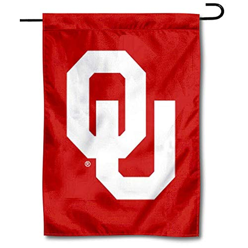 College Flags & Banners Co. Oklahoma Sooners Garden Flag