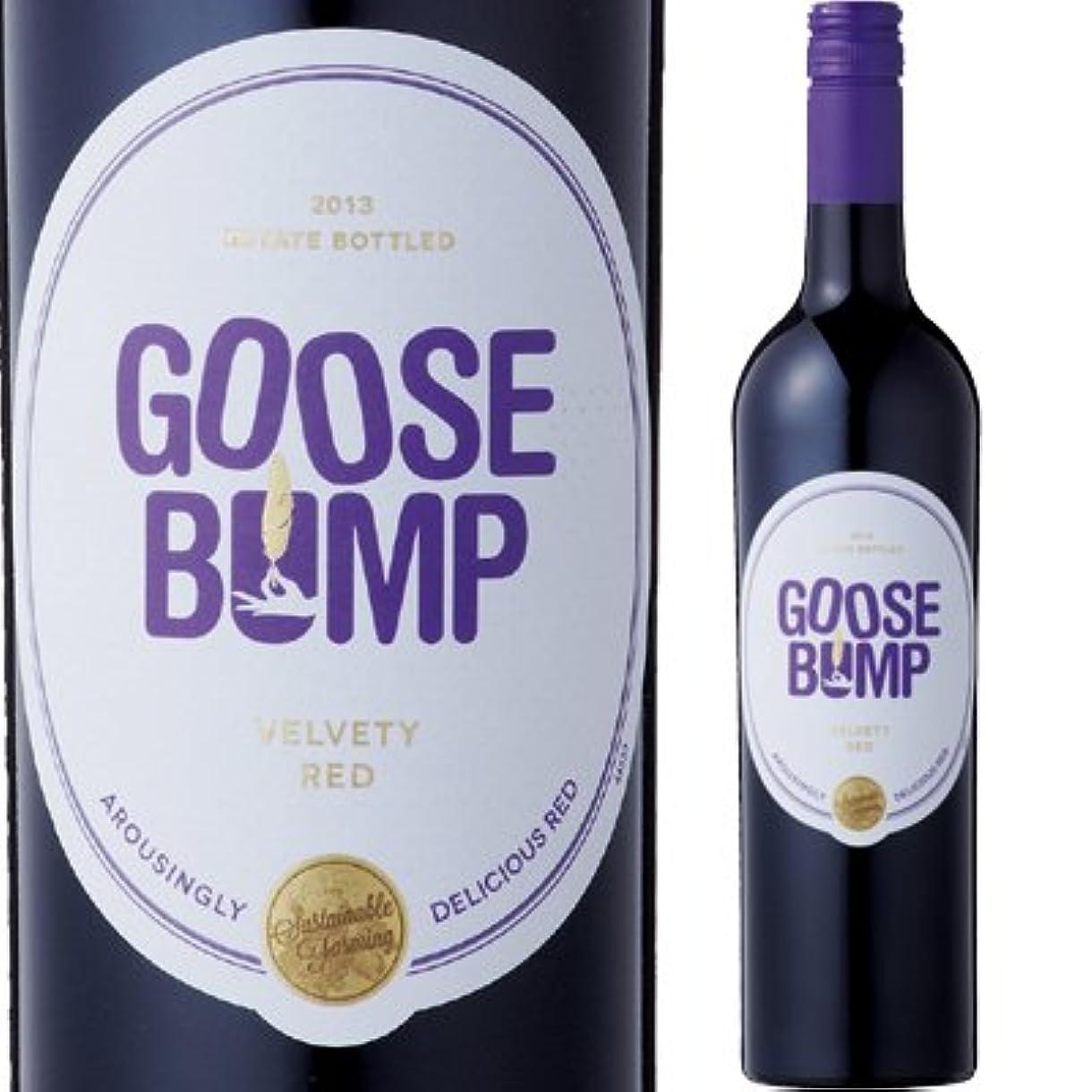 気分が良い思慮のない昆虫フェウド?アランチョ グース?バンプ 赤 750ml -イタリアワイン-