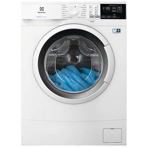 Electrolux PerfectCare 600 lavatrice Libera installazione Caricamento frontale Bianco 7 kg 1000 Giri/min A+++