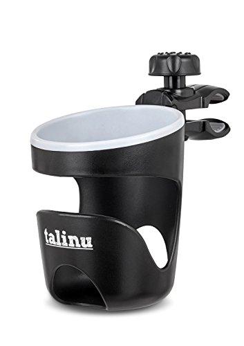TALINU Getränkehalter für Buggy und Kinderwagen | Cupholder