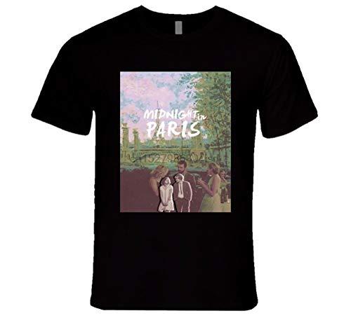 Midnight in Paris Woody Allen Great Movie Emma Stone T Shirt