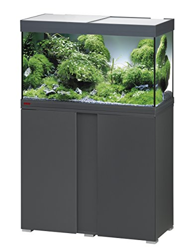 Eheim Vivaline LED Combi 13 W + Filtre Biopower 160 + Thermo Contrôle 100 W Anthracite 126 L