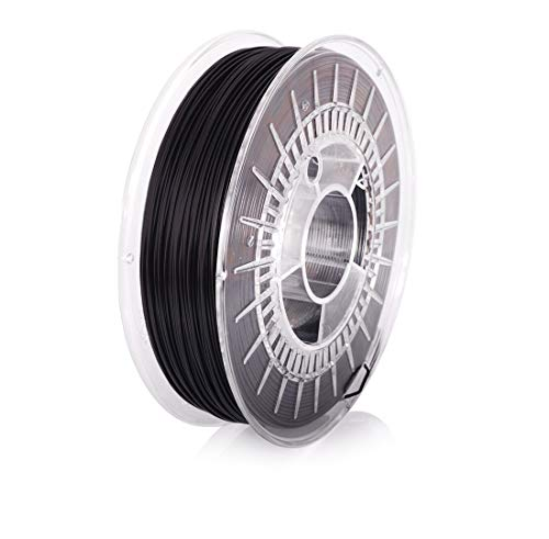 Filamento PLA - Arranque (1,75 mm, 0,8 kg), Negro , 1