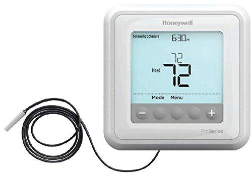 Honeywell TH6100AF2004 Heat Slab Sensor Thermostat