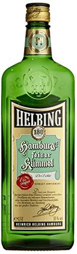 Helbing Hamburgs feiner Kümmel Kümmelschnaps (1 x 0.7 l)