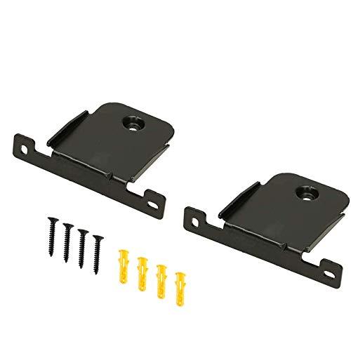 ECLINK Soundbar - Soportes de pared para LG SJ2 SK4D SJ9 SH4 SJ4R SJ4 SJ5B SH8 SJ8S SH5 HS7 SJ6 LAS455H NB5540/S54A1-D NB4540/S44A1-D NB4542DEUSLLF con tornillos