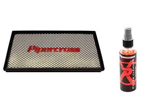 Pipercross Filtro aria + detergente compatibile con Audi Q7 4L 3.0 TDi 204/211/233/240 PS 03/06-06/15