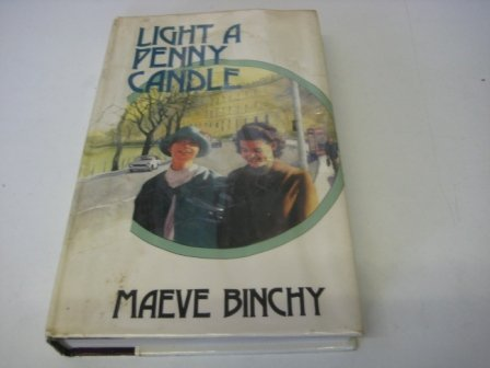 Light a Penny Candle (G K Hall Large Print Book Series)