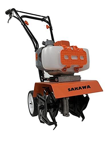 SAKAWA Motoazada Mini compacta Motor Gasolina