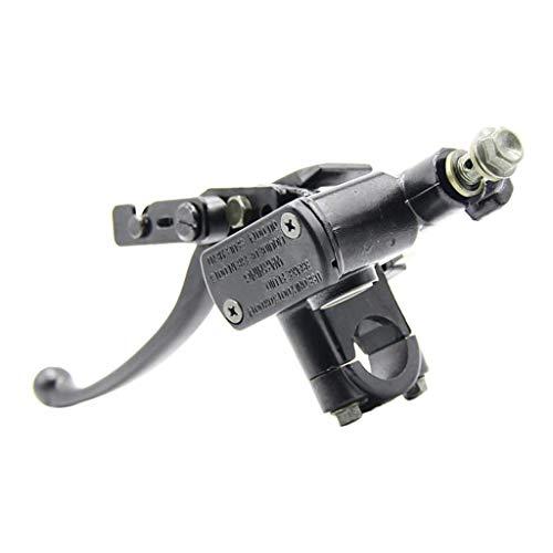 KESOTO Aluminium Links Bremshebel Bremsgriff für 50-250ccm Quad, 25cm Länge
