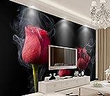 Papier Peint Intissé Tapisserie Murales Panoramique 3D Papiers Peints Pour Salon...