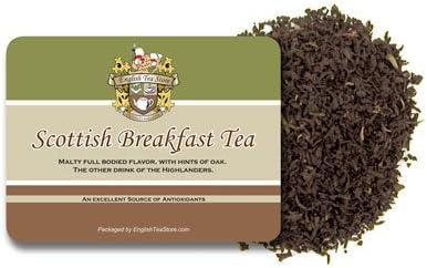 Scottish Breakfast Tea Loose Leaf 16oz product image