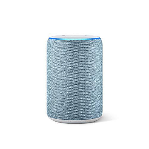 Echo (エコー) 第3世代 - スマートスピーカー with Alexa、トワイライトブルー