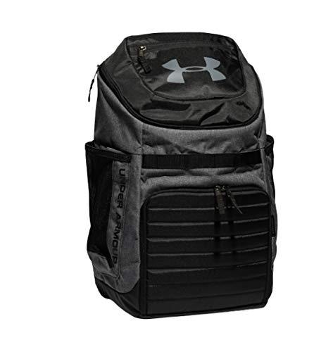 Under Armour UA Undeniable 3.0 Storm Backpack 1294721 Laptop School Bag (Black 006)