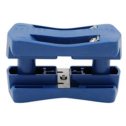 yotijar 15-40 Milimetros Afilador Recortadora Carpintería/Papel PVC en