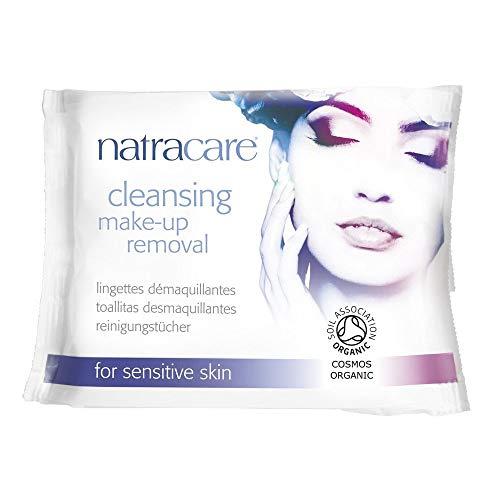 Natracare - Limpiador de maquillaje (20 unidades, 14 unidades)