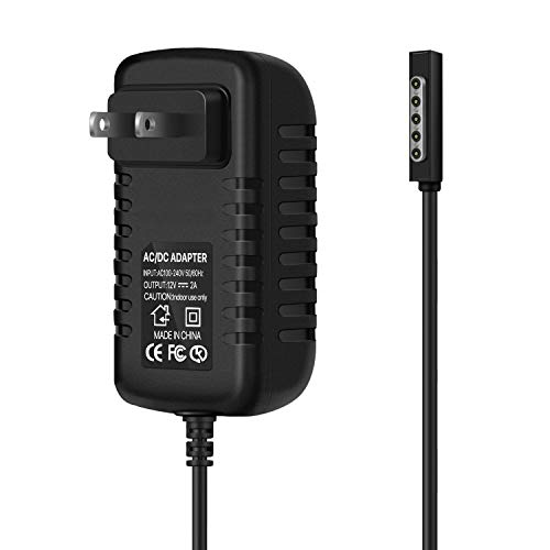 TNP Surface RT Charger AC Adapter 12V 2A Home Wall Travel Power Supply...