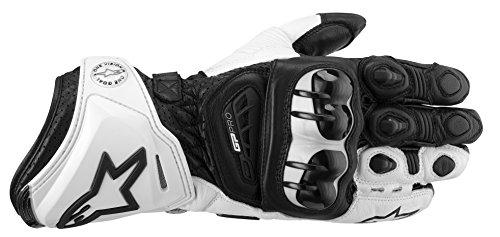 Alpinestars GP Pro - Handschuhe, Farbe schwarz-weiss, Größe S / 7