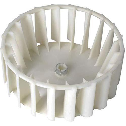 Gesh Y303836 - Rueda de soplador para secador May-Tag sustituye a 303836, 312913, AP4294048, 1245880, 3-12913, 3-3836