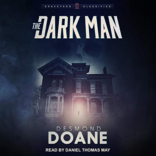 Couverture de The Dark Man