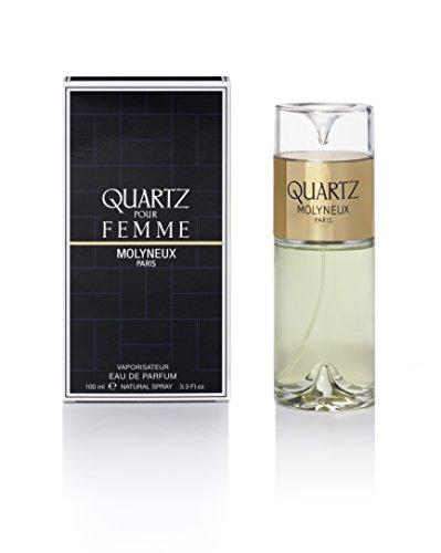 QUARTZ von Molyneux für Damen. EAU DE PARFUM SPRAY 3.3 oz / 100 ml