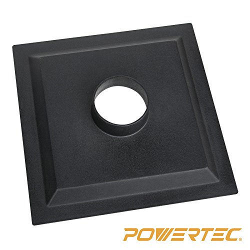 POWERTEC 70132 14-Inch Table Saw Dust Hood