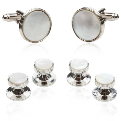 Top 10 tuxedo studs black mother of pearl for 2021