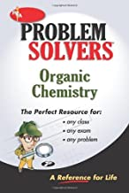 The Organic Chemistry (Problem Solvers) by James R Ogden (1993-04-01)