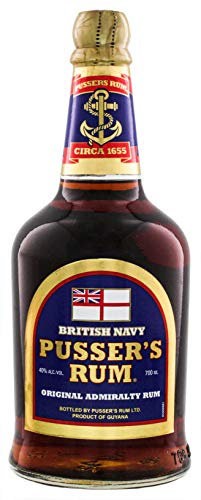 Pusser's Original Admiralty Rum 40% Vol. 0.7L - 700 ml