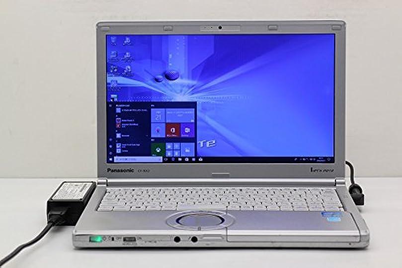 レシピ代理人ピケ【中古】 Panasonic CF-NX2ADSCS Core i5 3340M 2.7GHz/4GB/128GB(SSD)/12.1W/WXGA++(1600x900)/Win10 USB1個不良 ACエラーあり